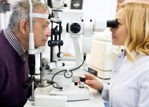 Diabetic Eye Exam Clifton NJ